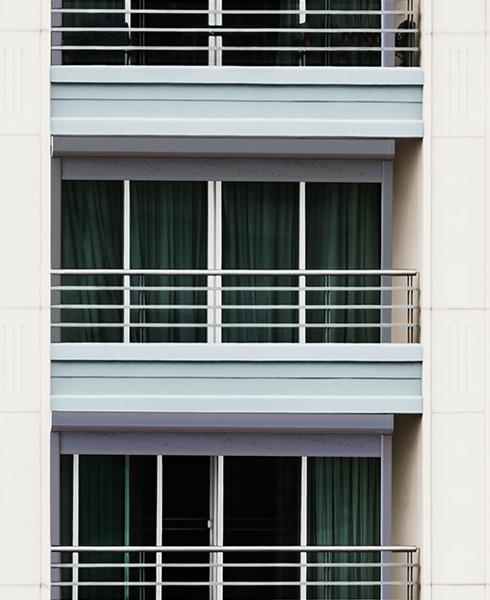 Coffre GVR.r en logement collectif