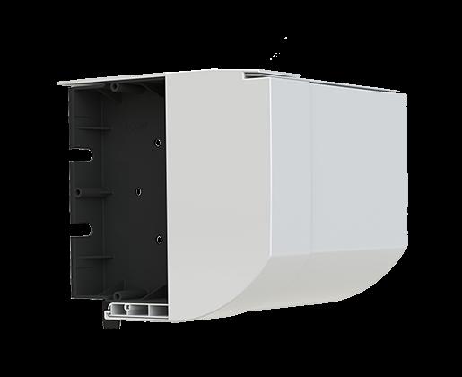 Coffre rénovation extérieur en PVC GVR.r