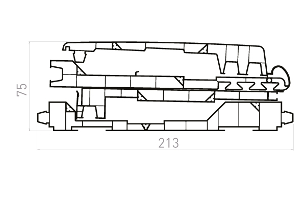 VRKI1C Kit 168mm 4 planches : VR026 + VR029F + VR031F + VR054