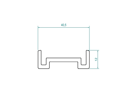 RF005 Renfort ALU pour VB015