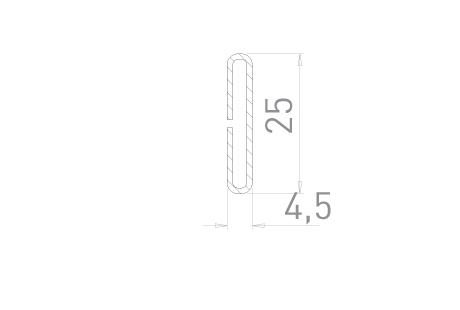 RF023 Renfort acier pour sous-face