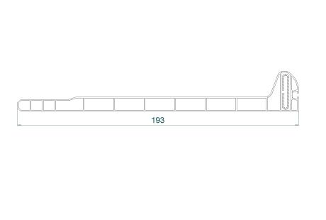 VR060 Sous-face 193mm