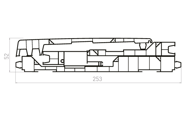 VRKE1 - Kit 4 planches VR020F + VR021 + VR022 + VR023