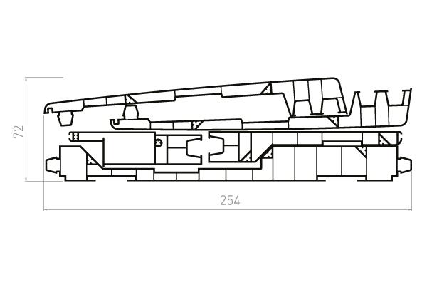 VRKE2 - Kit 5 planches 2xVR020F + VR021 + VR022 + VR023